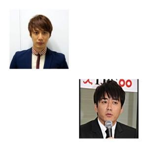 安住紳一郎とBAWDIESのROYが似てる!?髪型身長を比較!