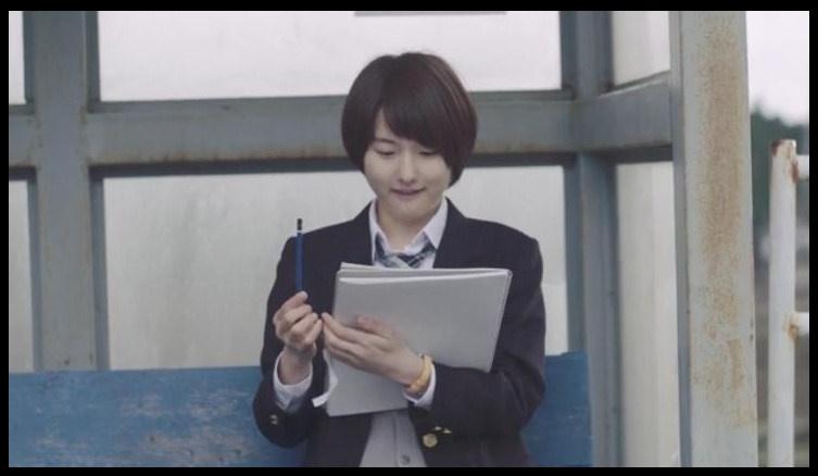【画像】ポッキーtwitter限定ムービーの女子高生と髪型が可愛いが誰?