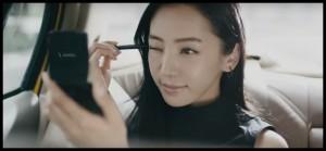 【画像】アイマニアCM女優は誰?MEGBABYのインスタがかわいい!