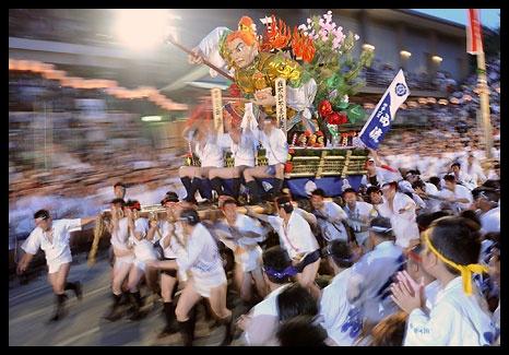 【画像】2016博多祇園山笠追い山と飾り山日程は?女ふんどしと女断ちとは?